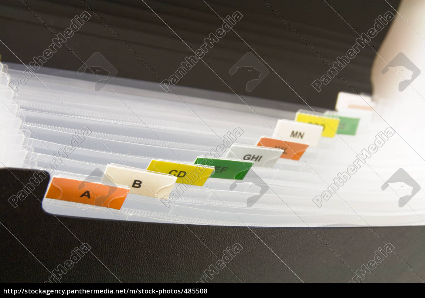 register, of, a, fan, folder - 485508