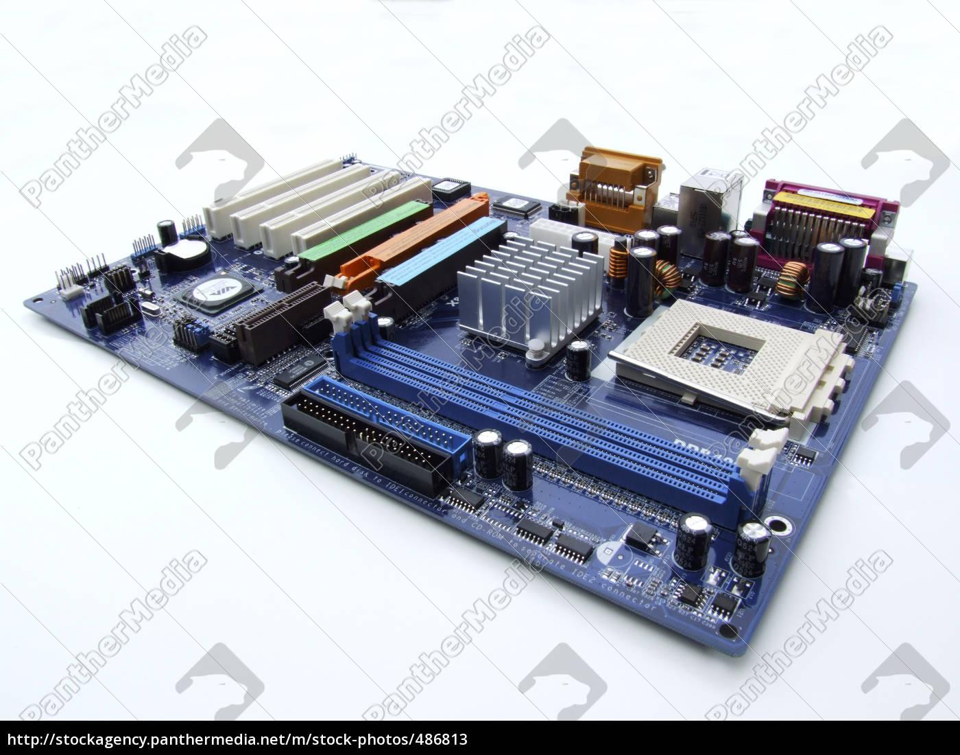 motherboard - 486813