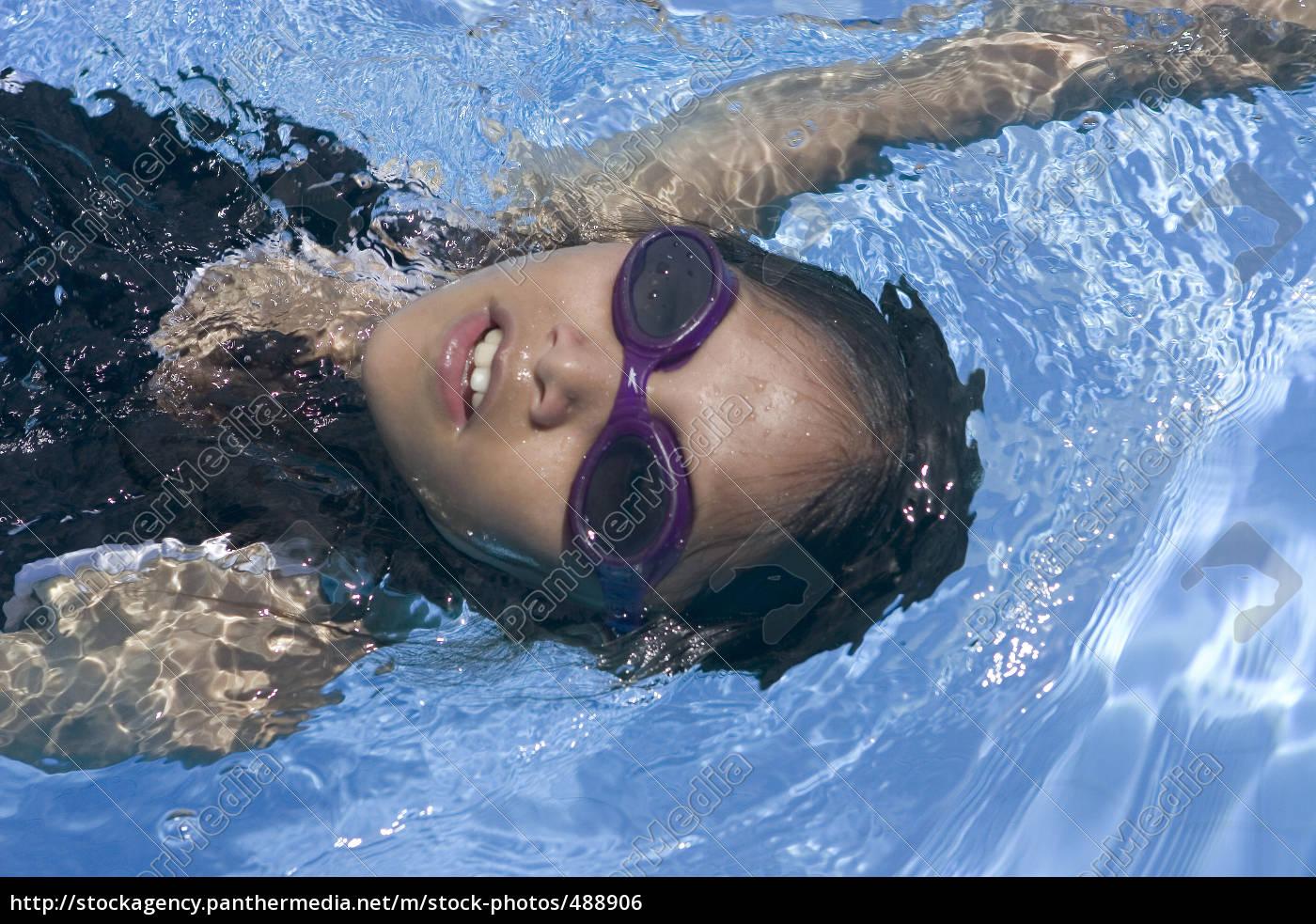 swimming, goggles - 488906