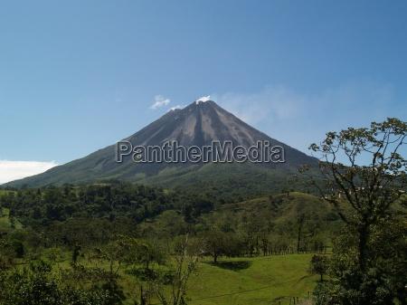 volcano - 490693