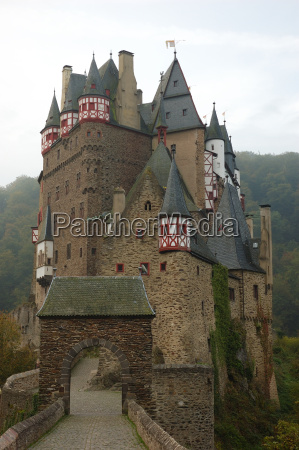 castle, eltz - 492407