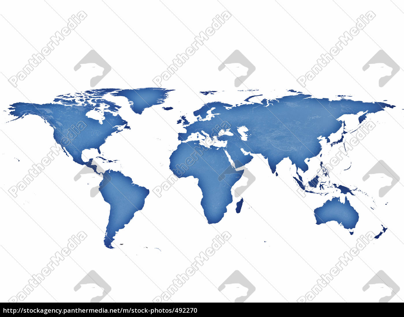map, of, the, world - 492270