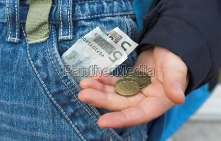 pocket, money - 492816