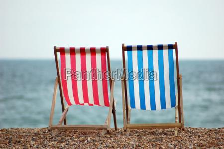 sunbeds, on, the, beach - 492348