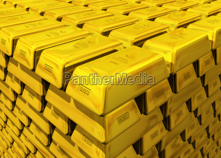 stacked, gold - 493460