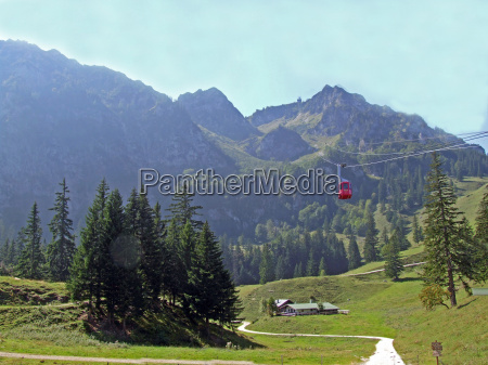 the, steep, way, to, the, hochfelln - 493984