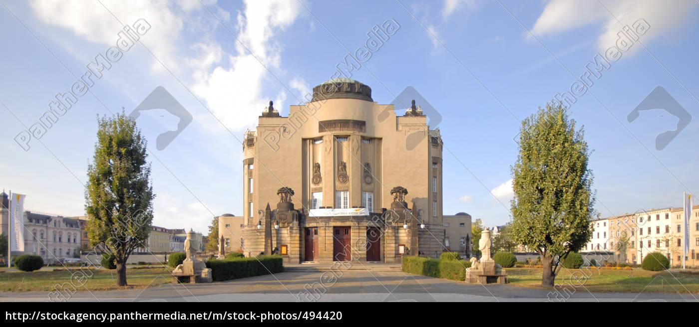 theater, cottbus - 494420