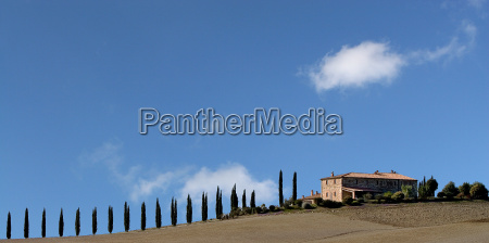 tourism agriculture farming tuscany acre villa
