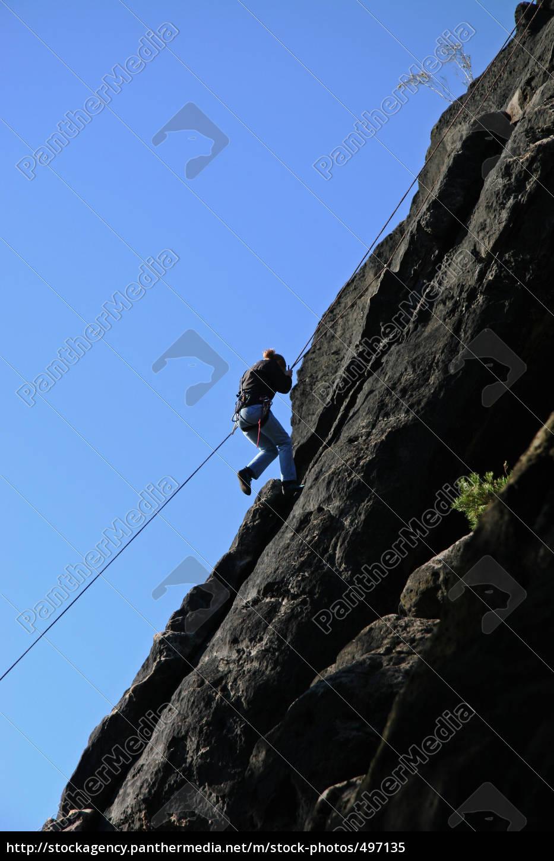 rock, climbing - 497135