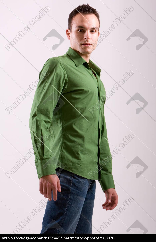 young, man, in, fashion, shooting - 500826