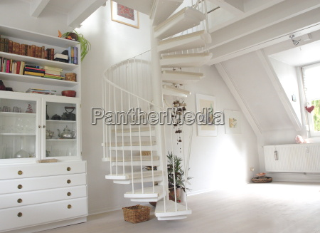 gallery apartment in white