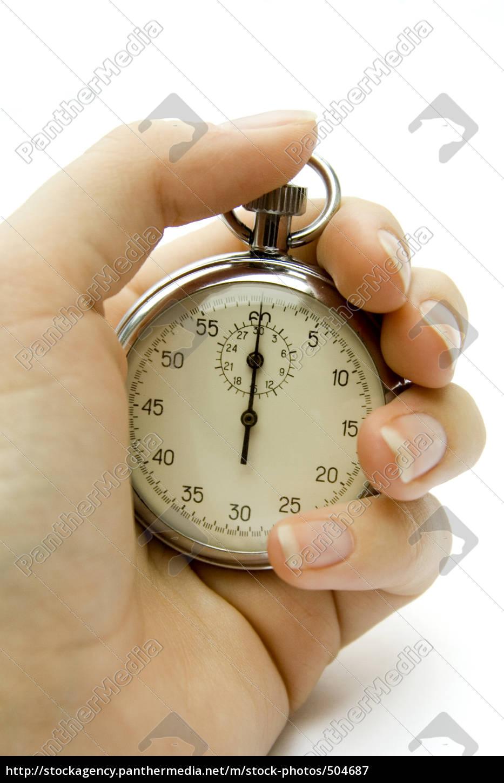 the, stopwatch - 504687