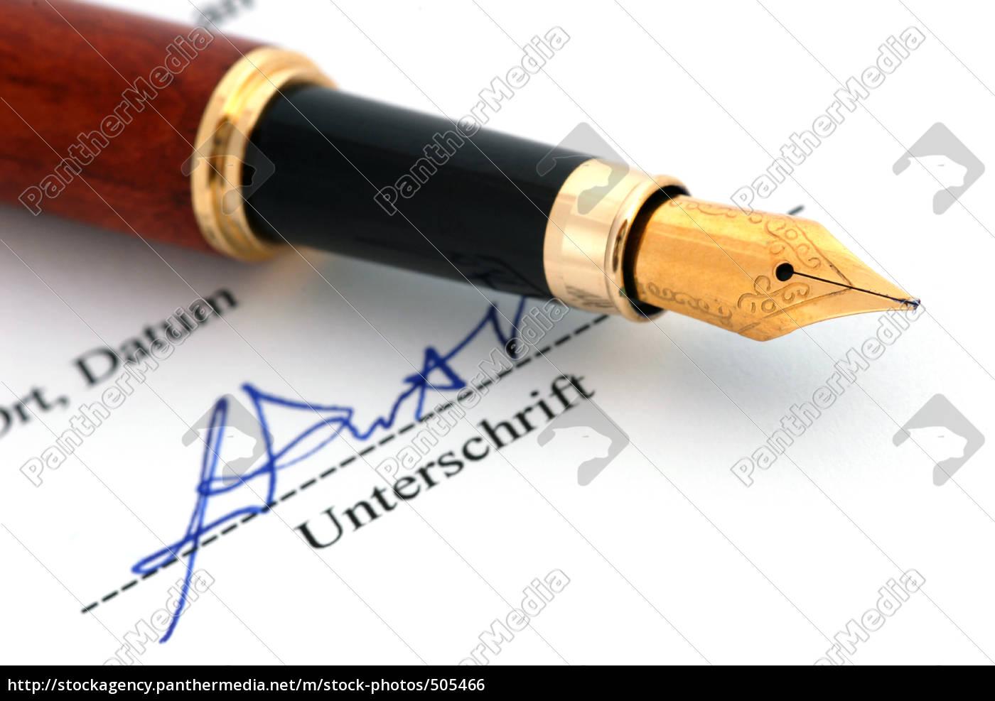 the, signature - 505466