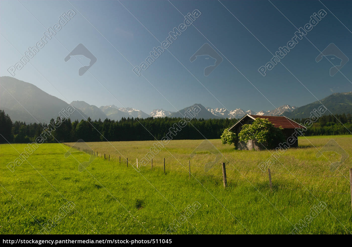 mountain, panorama, oberstdorf - 511045
