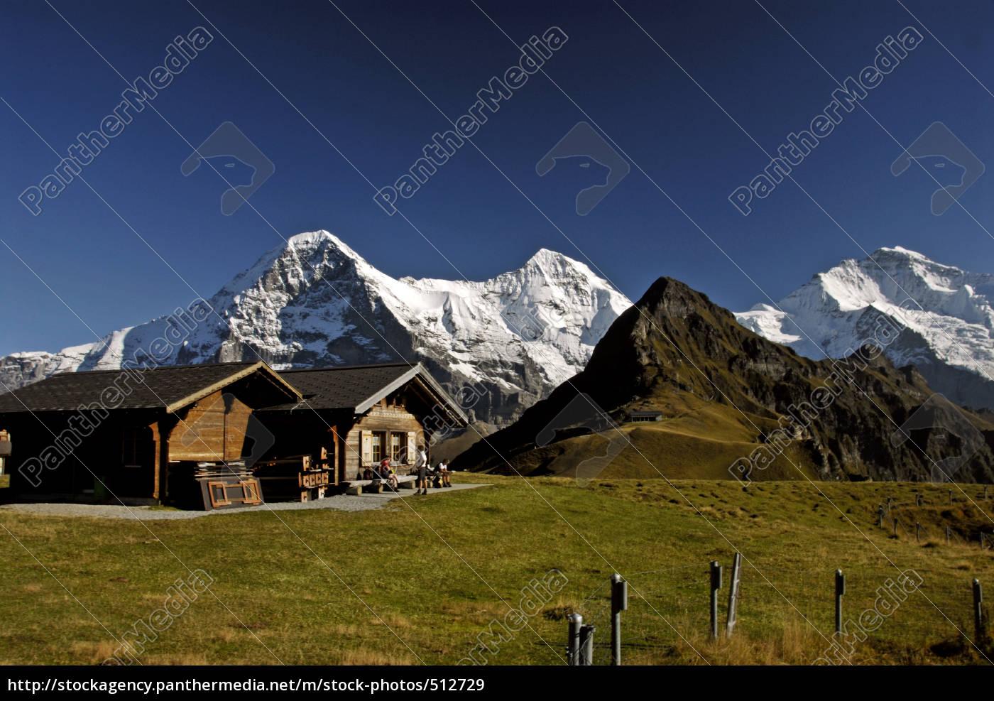 eiger, mönch, and, jungfrau - 512729