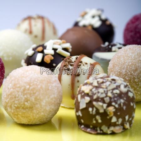 delicious, chocolates - 513618