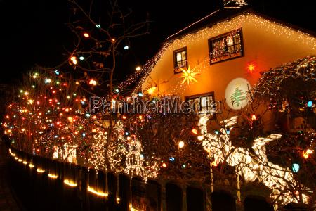 christmas, lights - 516174