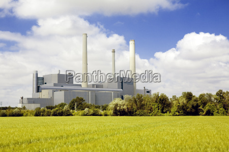 cogeneration, -, munich - 517120