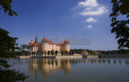 moritzburg, castle - 519674