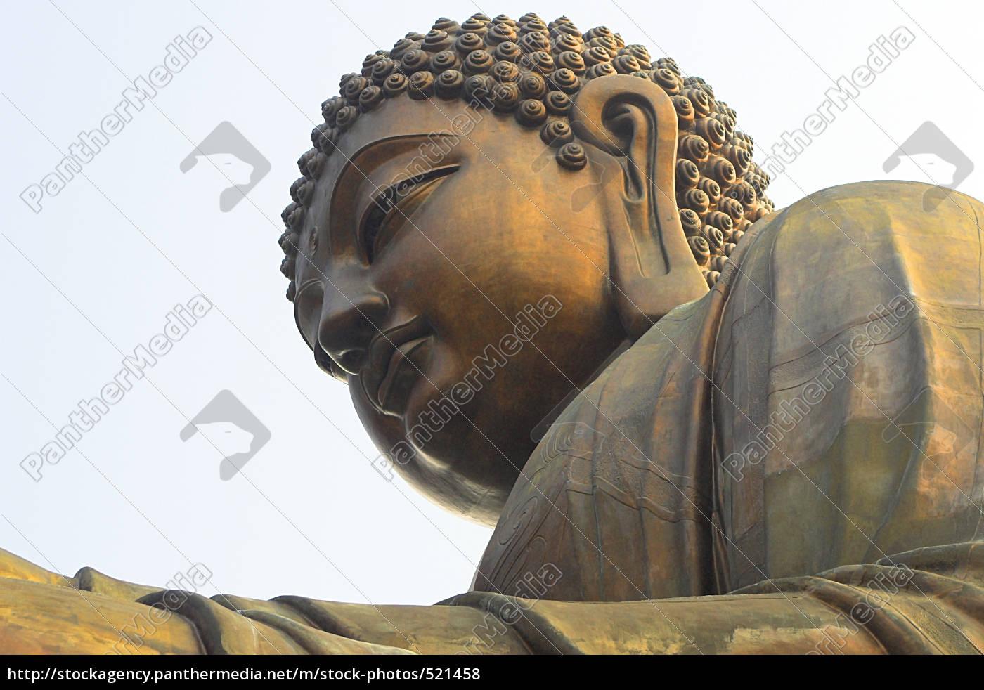 hong, kong's, gigantic, buddha - 521458