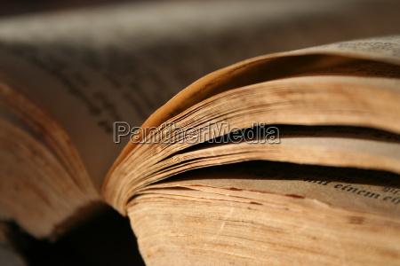 an, open, book - 528585
