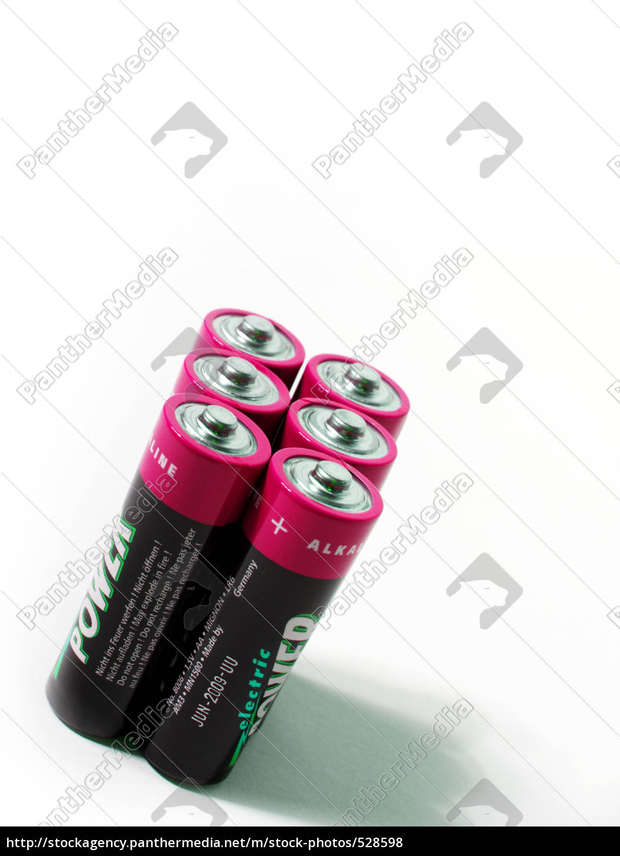 batteries - 528598
