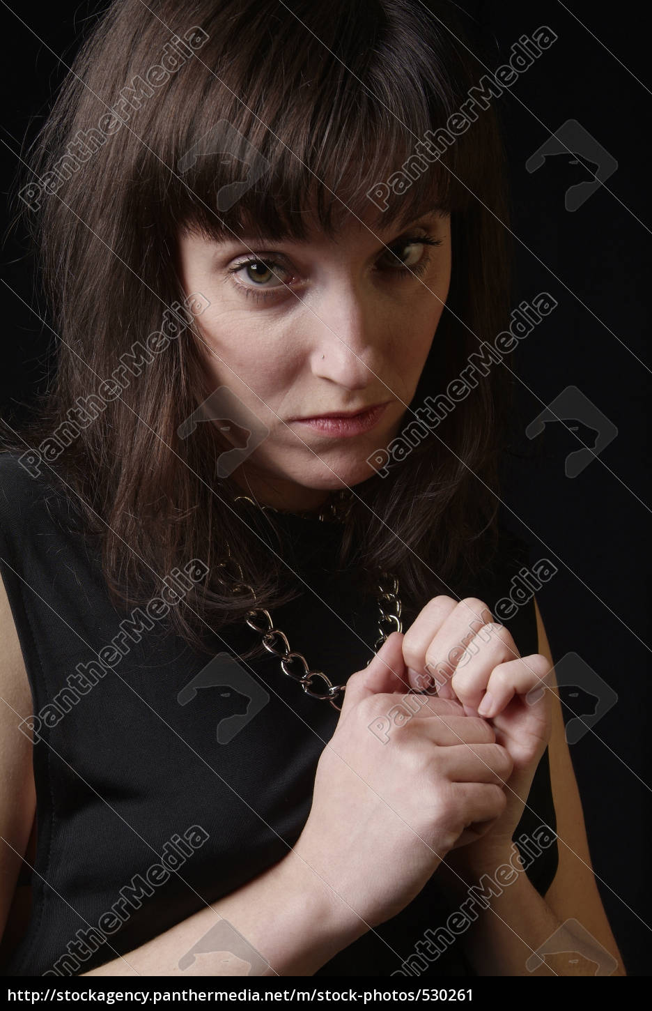 insecure, woman - 530261