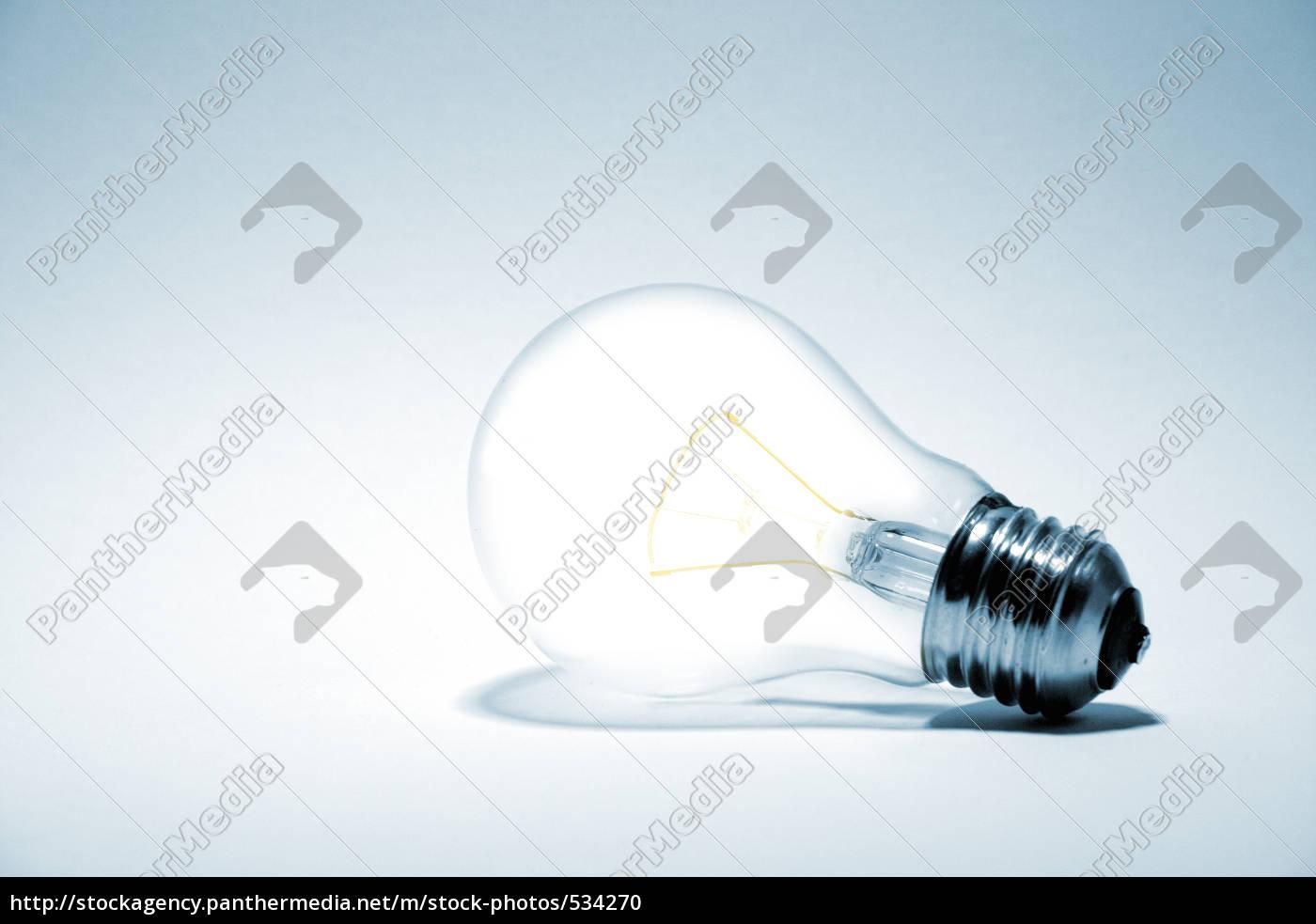 glowing, lightbulb - 534270