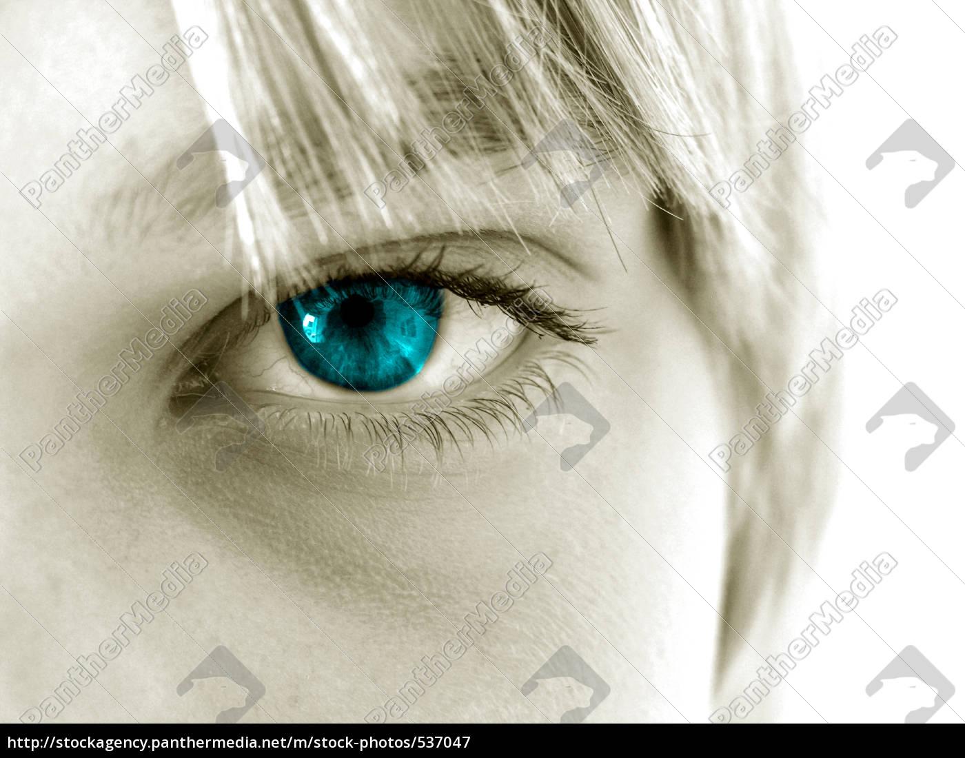 blue, eye - 537047