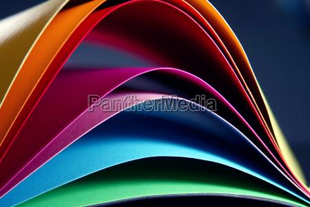 paper, rainbow - 537324