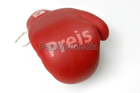 red, boxing, glove, imprint, price - 538872