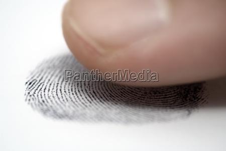 fingerprint - 541448