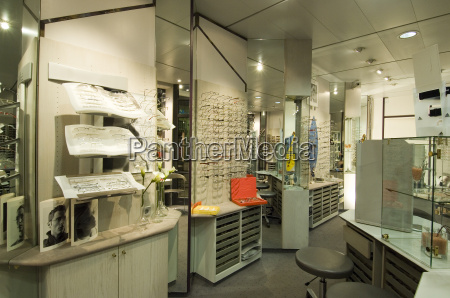 optician, shop - 542137