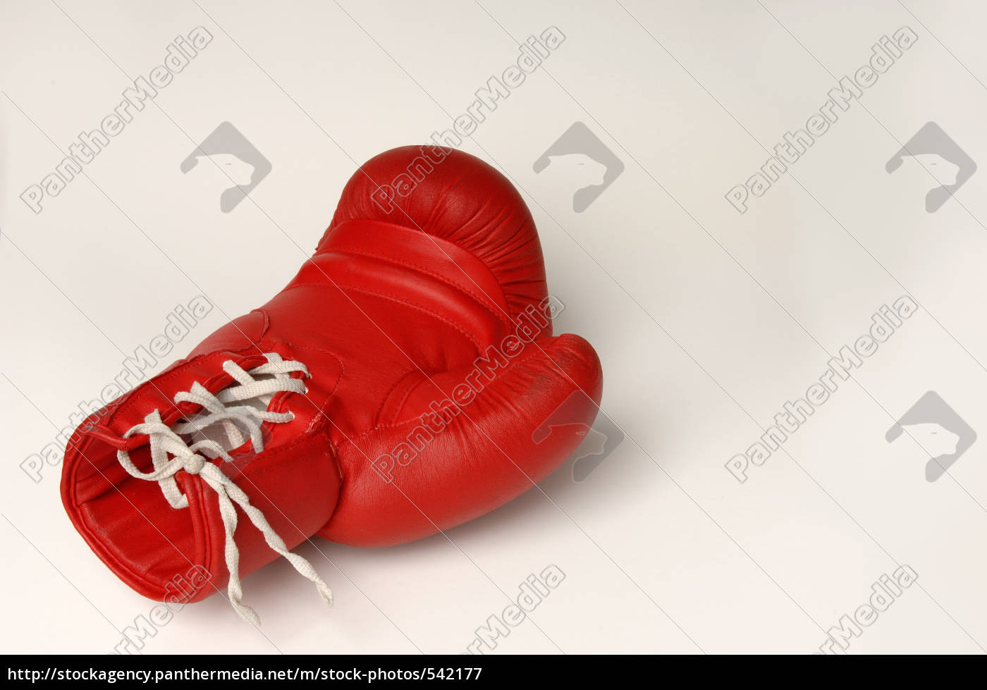 red, boxing, gloves - 542177