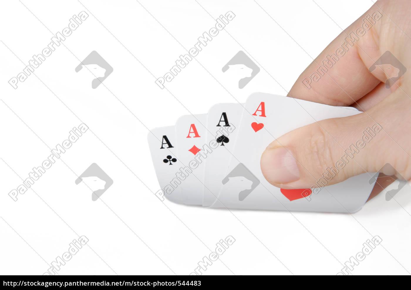 four, aces - 544483