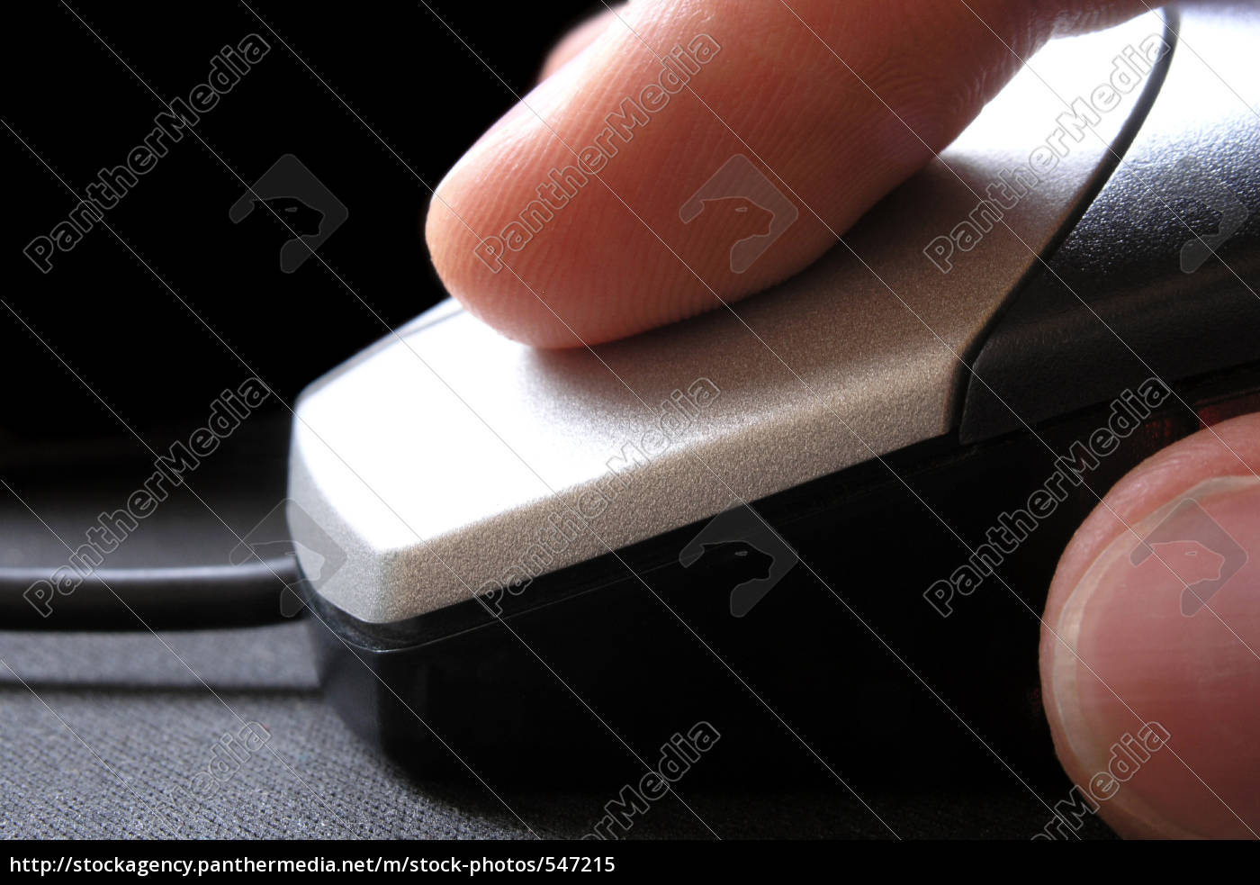 computer, mouse, with, hand - 547215