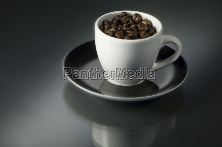 coffee, cup, with, coffee, beans - 549221