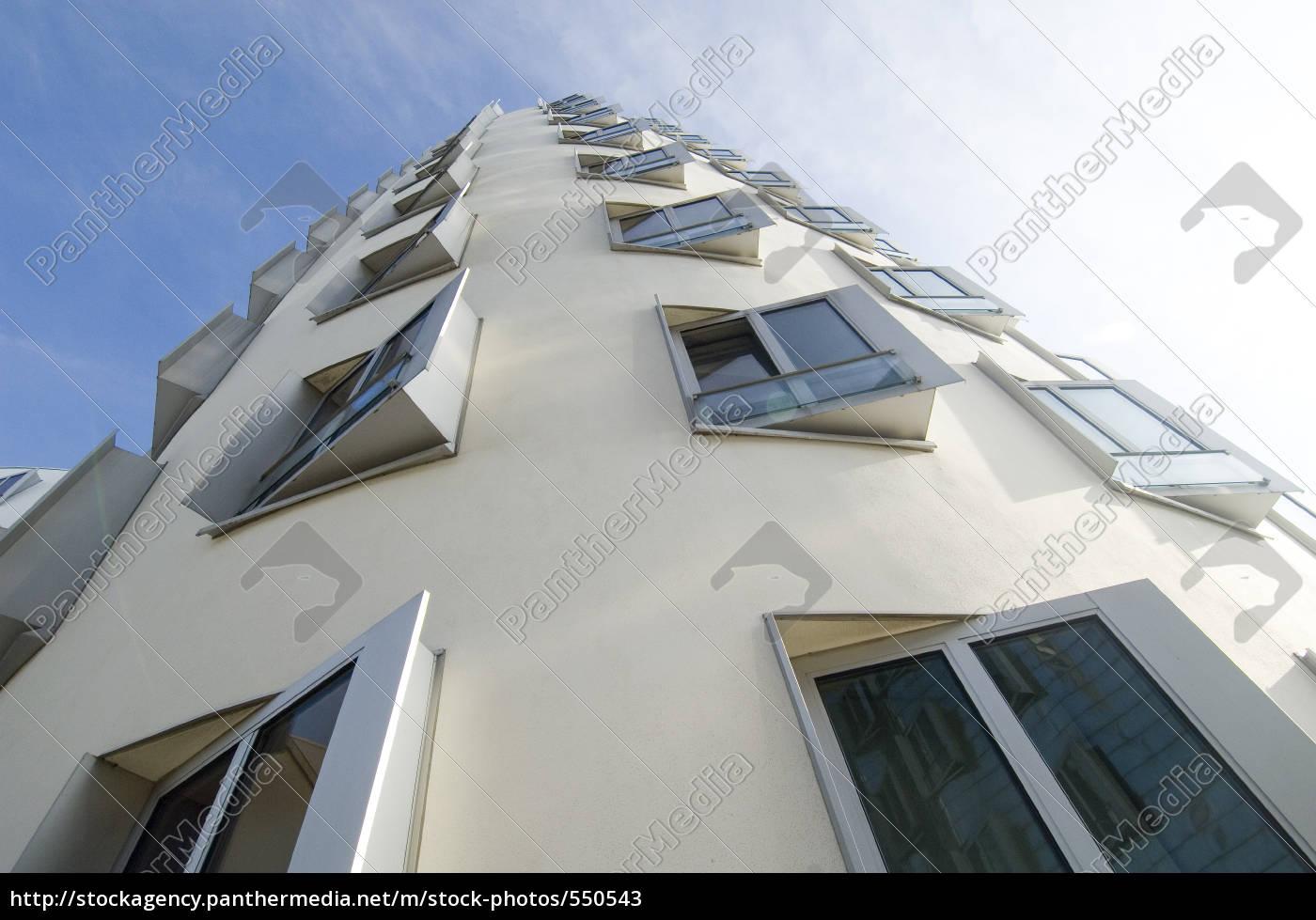gehry, buildings, in, dusseldorf - 550543