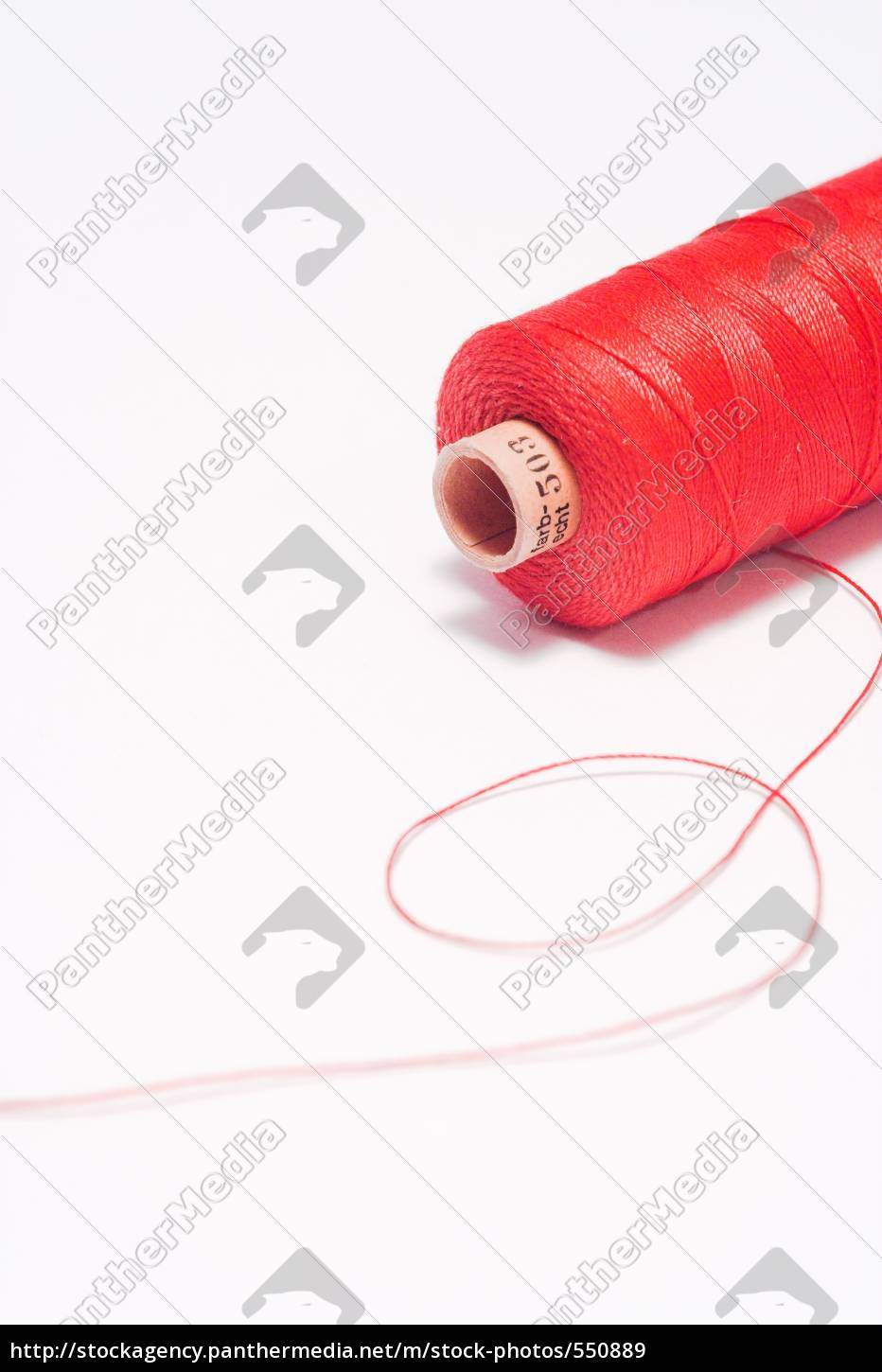 red, thread - 550889