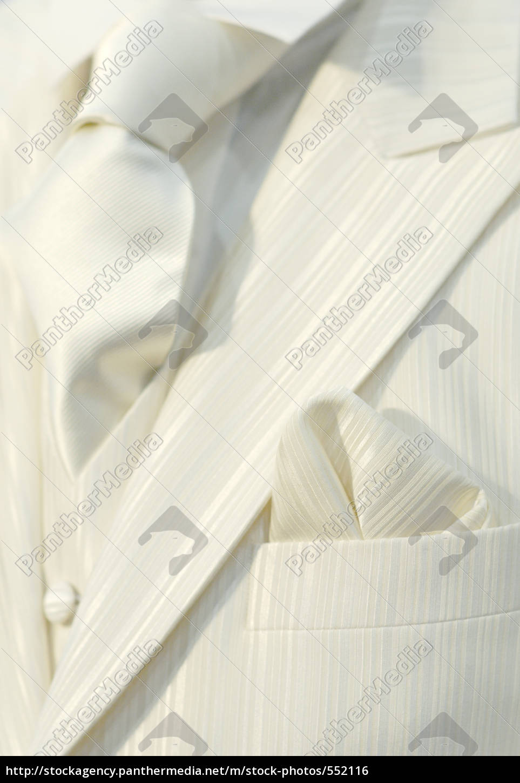 white, wedding, suit - 552116