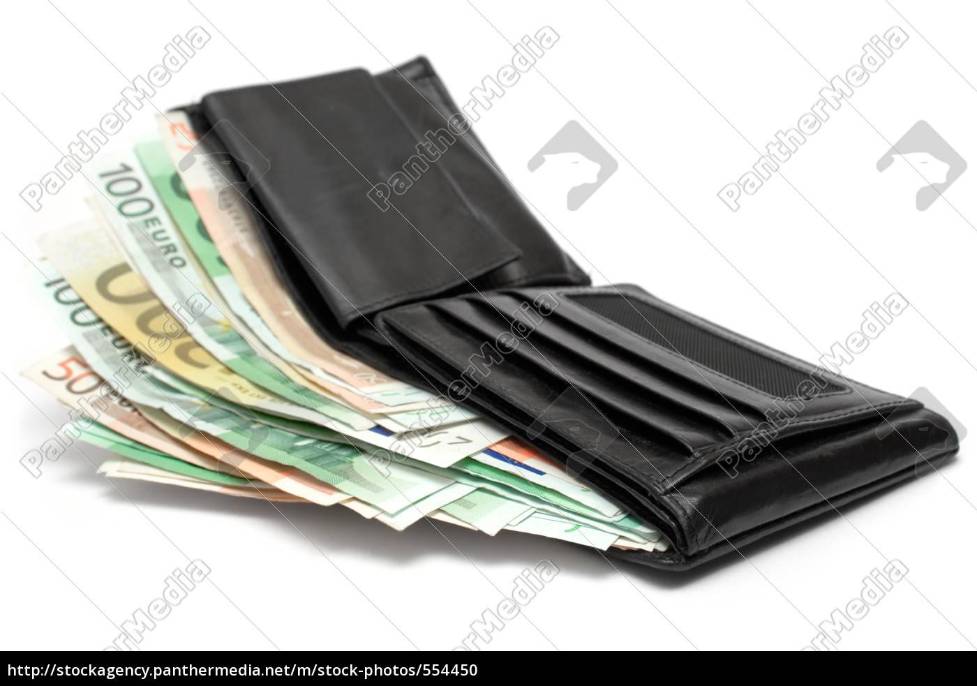 open, wallet - 554450