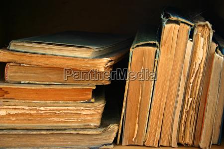 old, books - 556807
