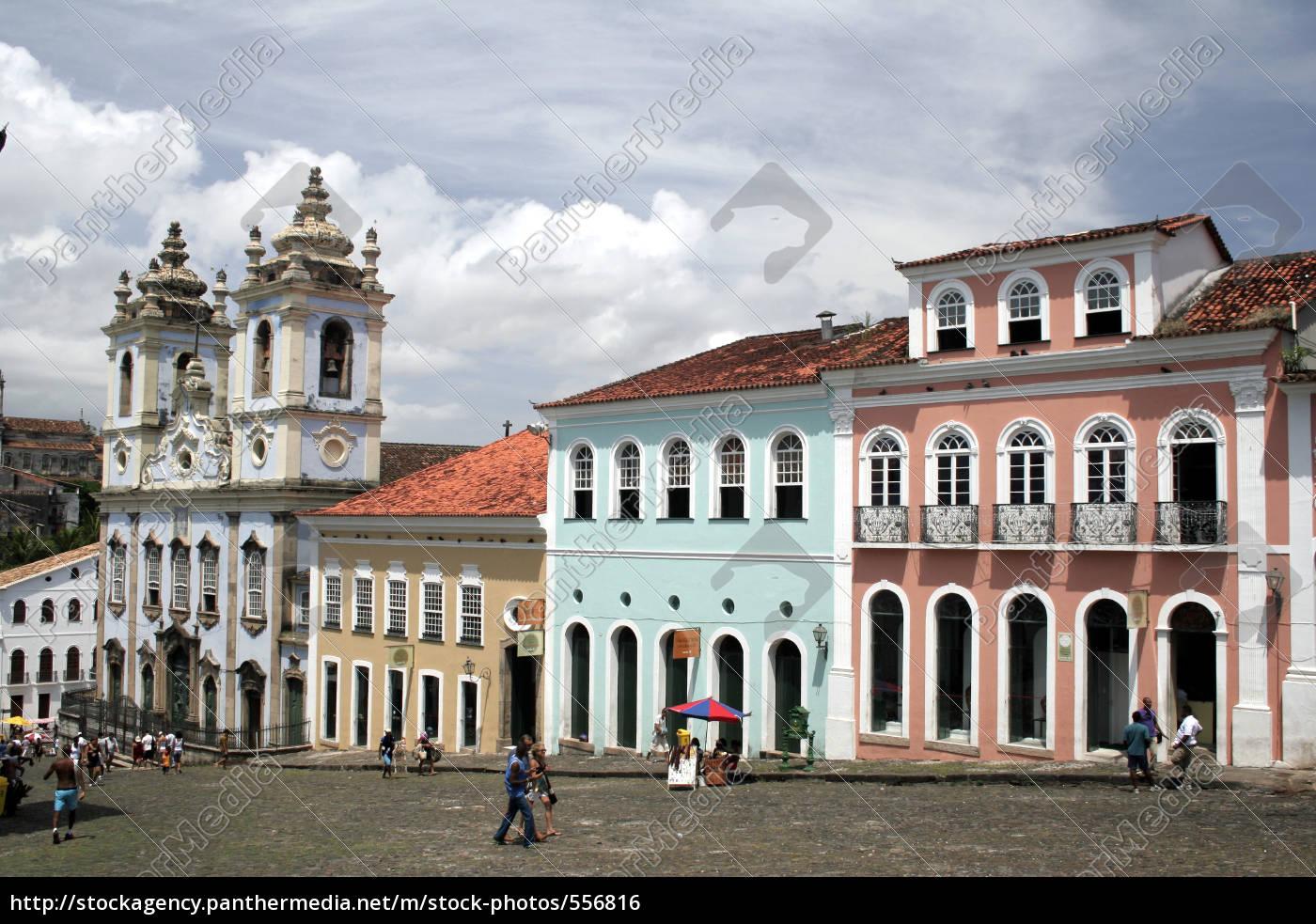 pelourinho, -salvador, -, bahia, -, brasil - 556816