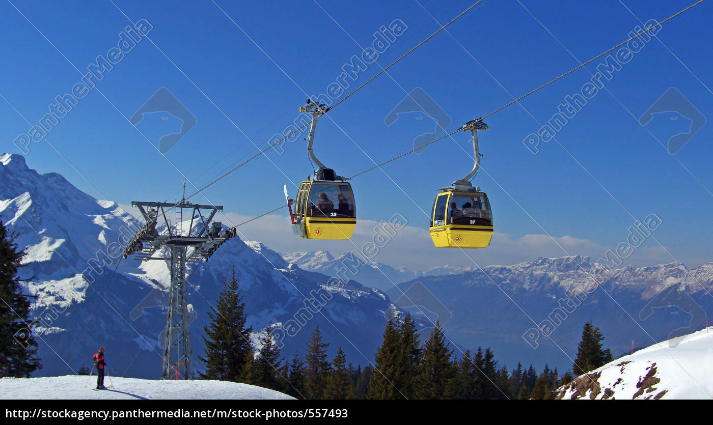 two, gondolas - 557493