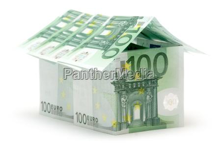 100 euro house