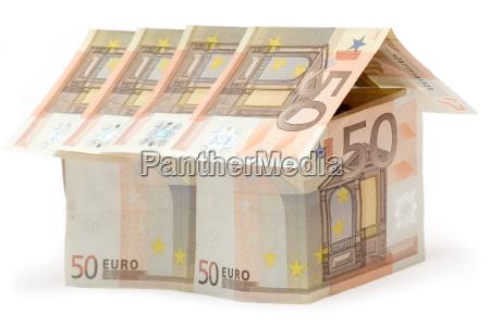 50 euro house
