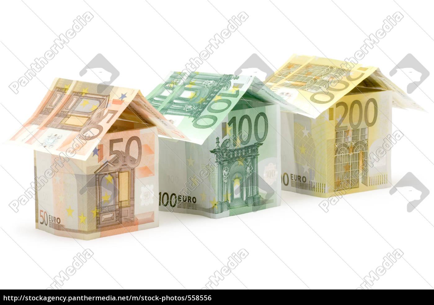 euro, houses - 558556