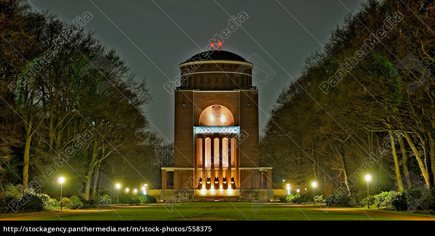 planetarium, hamburg - 558375