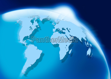 map, of, the, world - 560558