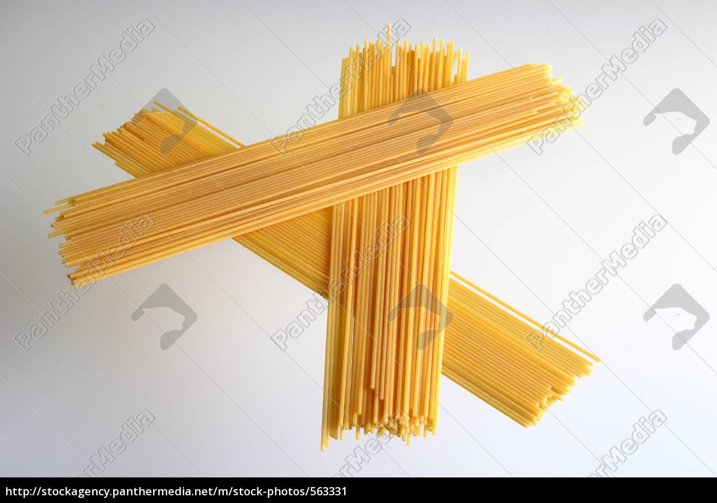 noodle, cross - 563331